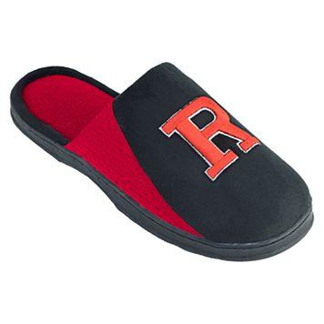 Men's Rutgers Scarlet Knights Scuff Slippers