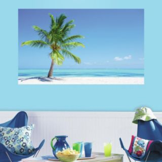 RoomMates Palm Tree Peel & Stick Mural Wall Decal