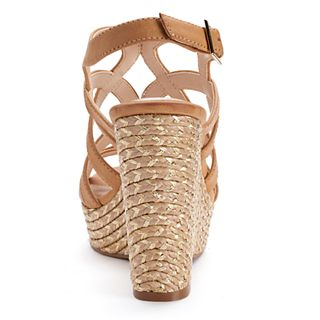 386a98d5933 Jennifer Lopez Women's Espadrille Wedge Sandals