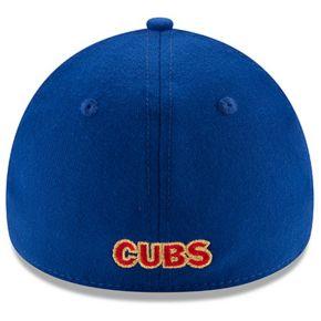 Adult New Era Chicago Cubs 39THIRTY 2016 World Series Champions Flex-Fit Cap
