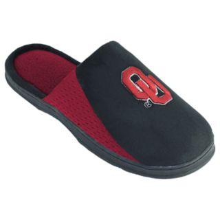 Men's Oklahoma Sooners Scuff Slippers