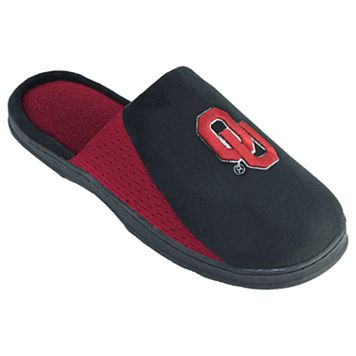 Men's Oklahoma Sooners Scuff Slippers