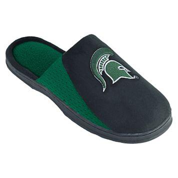 Men's Michigan State Spartans Scuff Slippers