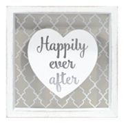 Malden 'Happily Ever After' Box Sign Art