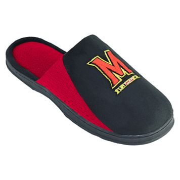 Men's Maryland Terrapins Scuff Slippers