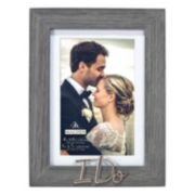 "Malden ""I Do"" 4"" x 6"" Frame"