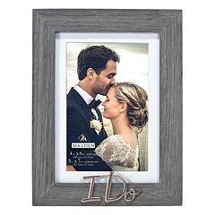 Malden 'I Do' 4' x 6' Frame