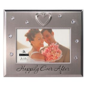 "Malden ""Happily Ever After"" 4"" x 6"" Frame"