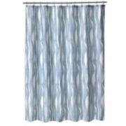 Popular Bath Shell Rummel Tidelines Shower Curtain