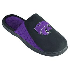 Men's Kansas State Wildcats Scuff Slippers