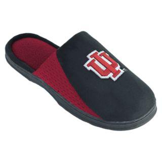 Men's Indiana Hoosiers Scuff Slippers