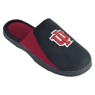 Men's Indiana Hoosiers Scuff Slippers