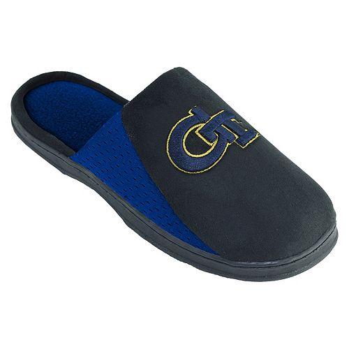 Men's Georgia Tech Yellow Jackets Scuff Slippers