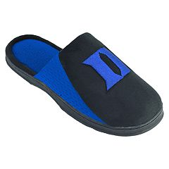 Men's Duke Blue Devils Scuff Slippers