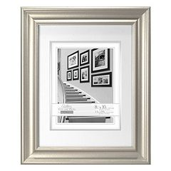 Malden Silver Finish 8' x 10' Frame