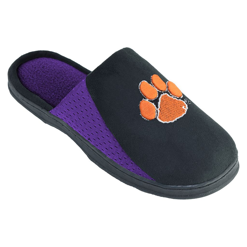 Men's Clemson Tigers Scuff Slippers