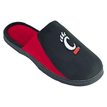 Men's Cincinnati Bearcats Scuff Slippers