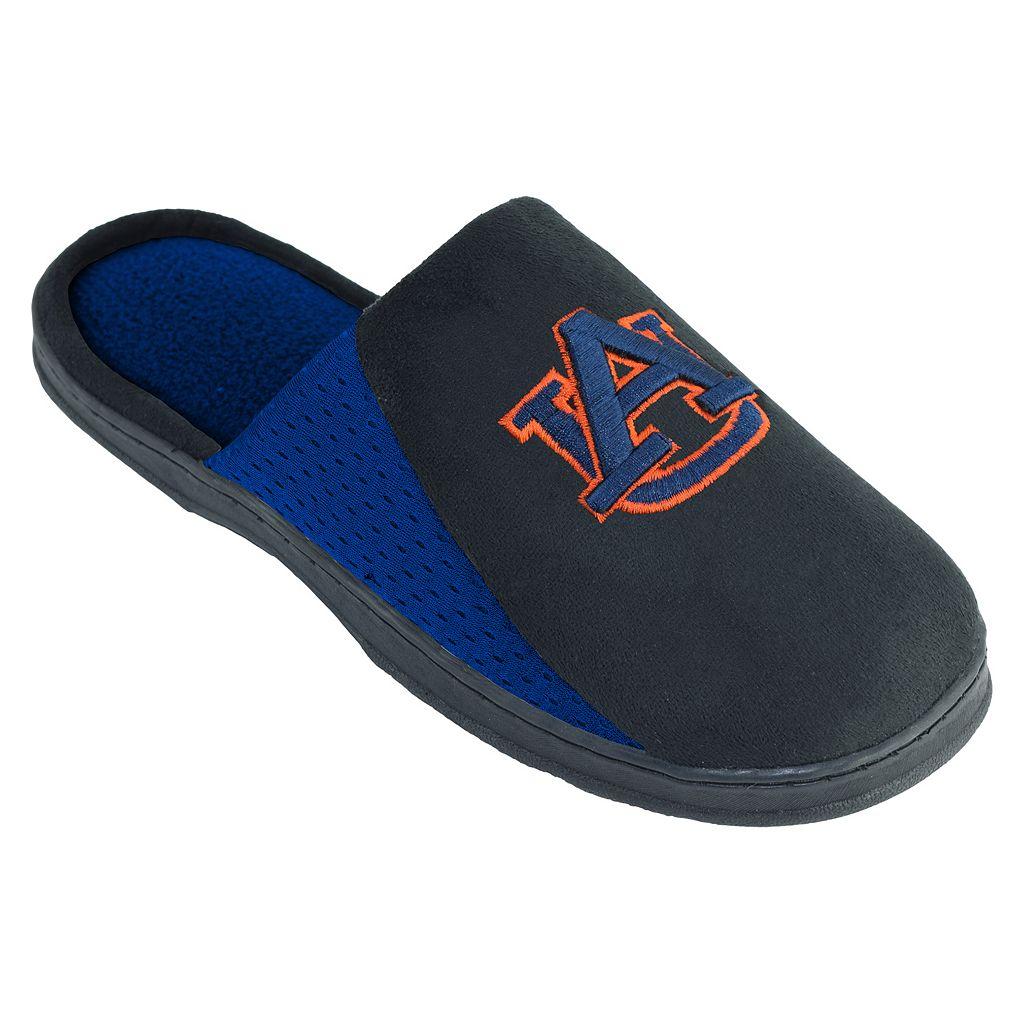 Men's Auburn Tigers Scuff Slippers