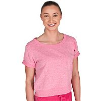 Women's Skechers Cross Back French Terry Top