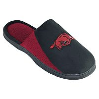 Men's Arkansas Razorbacks Scuff Slippers