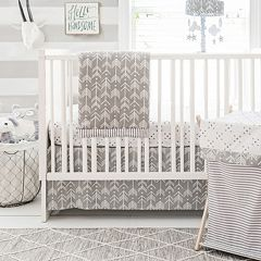 My Baby Sam Little Adventurer 3 pc Crib Bedding Set