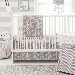 My Baby Sam Little Adventurer 3-pc. Crib Bedding Set