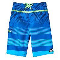 Boys 8-20 Laguna Swim Striped Board Shorts
