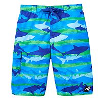 Boys 8-20 Laguna Swim Striped Board Shorts