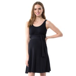 Maternity Pip & Vine by Rosie Pope Scoopneck Tank Dress