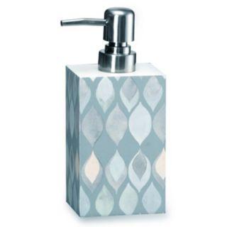 Popular Bath Shell Rummel Sea Glass Soap Dispenser