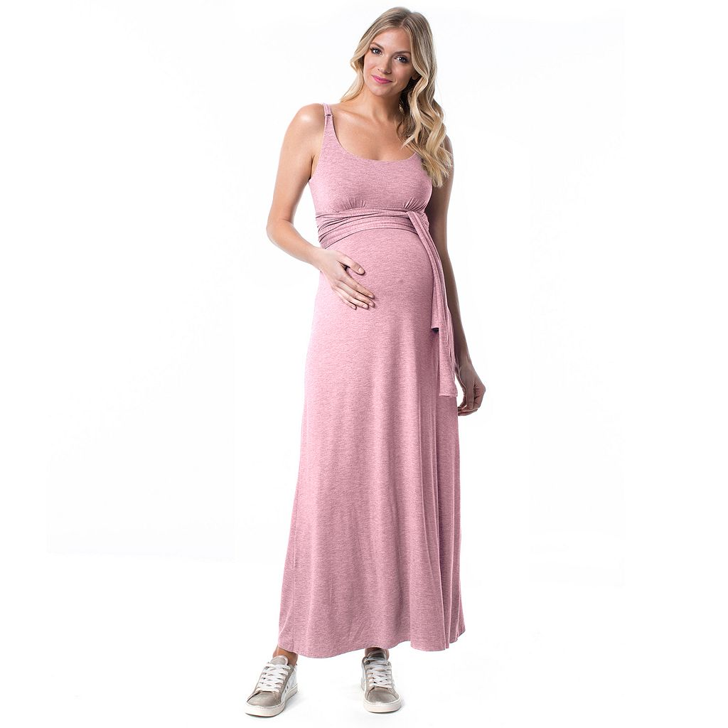 Maternity Pip & Vine by Rosie Pope Maxi Dress