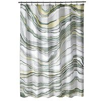 Popular Bath Shell Rummel Sand Stone Shower Curtain