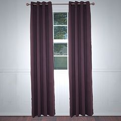 Portsmouth Home Blackout 1-Panel Window Curtain