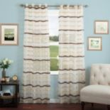 Portsmouth Home Arla Window Curtain Set
