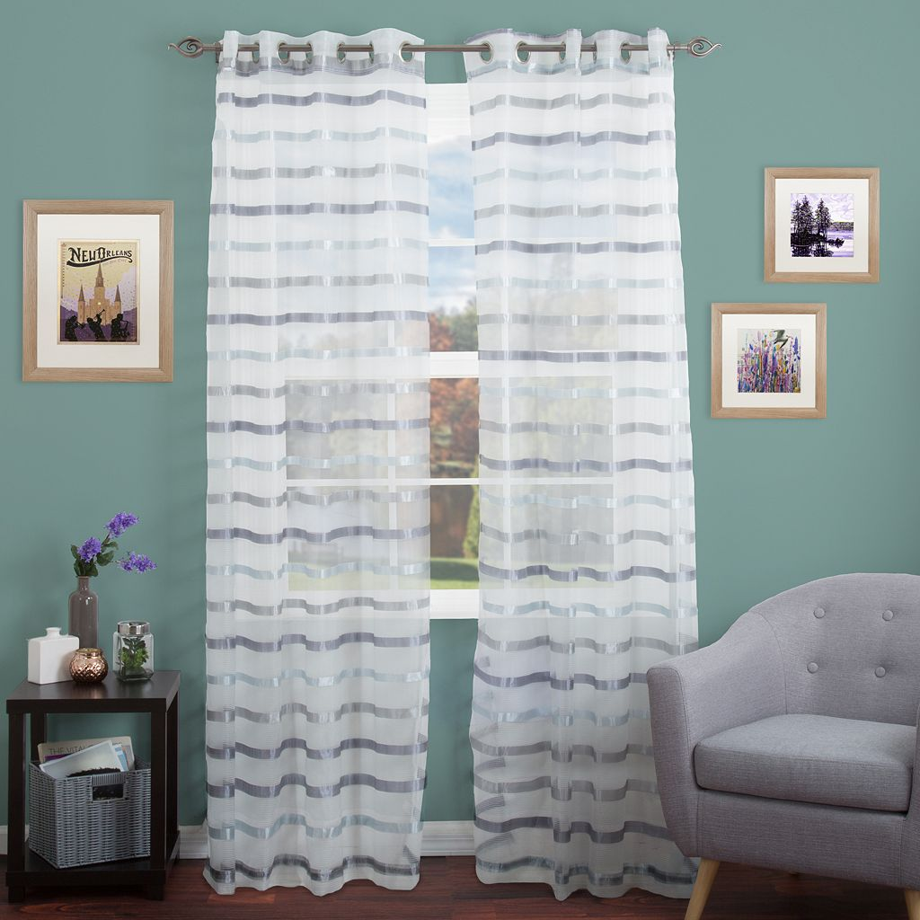 Portsmouth Home 2-pack Arla Window Curtains