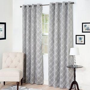 Portsmouth Home Myra Room Darkening Window Curtain Set