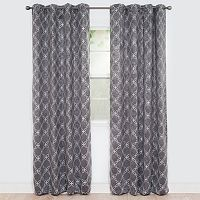 Portsmouth Home 2-pack Myra Room Darkening Curtain