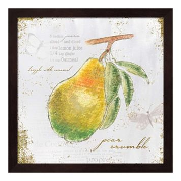 Garden Treasures III Framed Wall Art