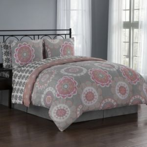Avondale Manor Elsa 8-piece Bed In A Bag Set
