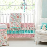 My Baby Sam Gypsy Baby 3 pc Crib Bedding Set