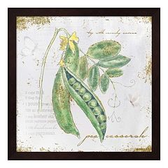 Garden Treasures X Framed Wall Art