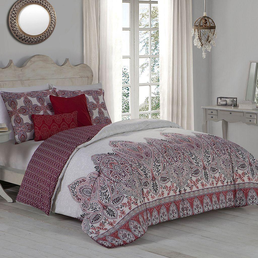 Avondale Manor Imogen 5-piece Duvet Cover Set