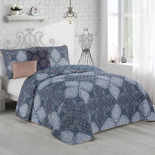 Avondale Manor Demi 5-piece Quilt Set