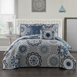 Elsa 5-piece Quilt Set