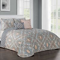 Avondale Manor Modena 5-piece Quilt Set