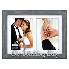 Malden 'Wedding Day' 2-Opening Collage Frame