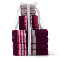 The Big One® 12-piece Bath Towel Set
