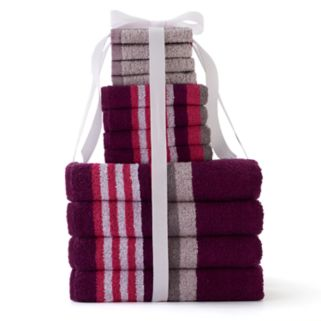 The Big One® 12-piece Bath Towel Set
