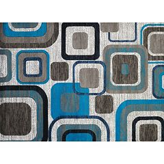 United Weavers Studio Modem Geometric Rug