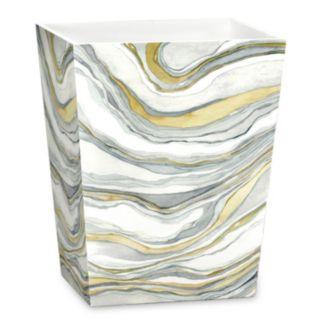 Popular Bath Shell Rummel Sand Stone Wastebasket